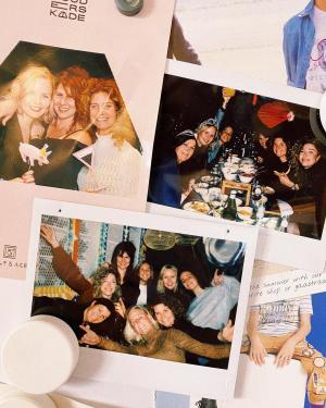 Throwback Thursday! Wat missen wij onze feestjes en teamuitjes, gelukkig hebben we de foto's nog aan de muur hangen.. We kunnen niet wachten tot we weer mogen 🥂❤️